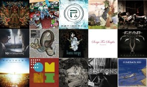 Axel's Top Ten Albums of 2010